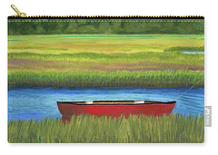 Red Boat - Assateague Channel Carry-all Pouch