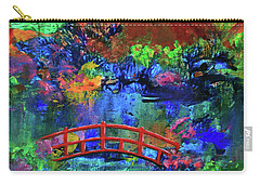 Red Bridge Dreamscape Carry-all Pouch