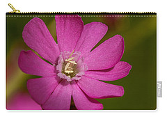 Red Campion Carry-all Pouch