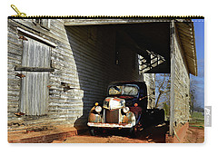 Red Clay History Carry-all Pouch by Laura Ragland