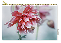 Red Columbines Carry-all Pouch