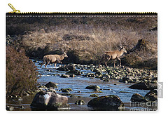 Stags River Crossing Carry-all Pouch