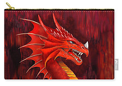 Red Dragon Terrifier Carry-all Pouch