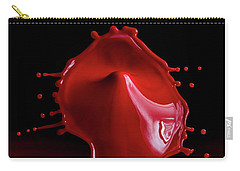 Red Drop Carry-all Pouch