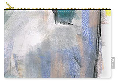 Carry-all Pouch featuring the painting Red Ears by Frances Marino