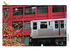 Red El - Chicago Carry-all Pouch