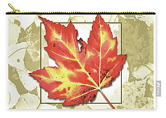 Red Fall Carry-all Pouch