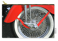 Red Fender Carry-all Pouch
