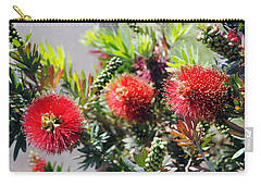 Callistemon - Bottle Brush 6 Carry-all Pouch