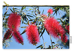 Callistemon - Bottle Brush 3 Carry-all Pouch