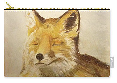 Red Fox Rest Carry-all Pouch