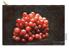 Red Grapes Carry-all Pouch