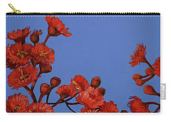 Red Gum Blossoms Carry-all Pouch