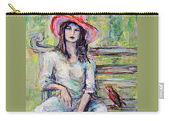 Red Hat Carry-all Pouch