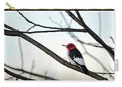 Red-headed Woodpecker Carry-all Pouch