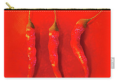 Red Hot Chili Pepper II Carry-all Pouch