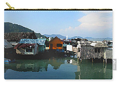 Red House On The Water Carry-all Pouch