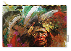 Red Indians 02 Carry-all Pouch