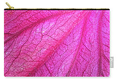 Red Leaf Arteries Carry-all Pouch