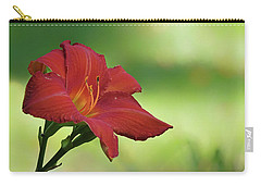 Red Lily Carry-all Pouch