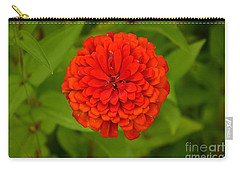 Red Marigold Carry-all Pouch