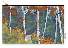Red Mountain Aspens Carry-all Pouch