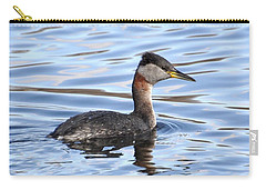 Red-necked Grebe Carry-all Pouch