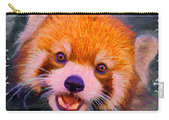 Red Panda Cub Carry-all Pouch