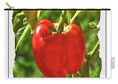 Red Pepper On The Vine Carry-all Pouch