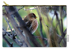 Red Poll, Resting Carry-all Pouch