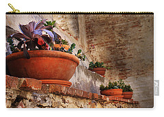 Red Pot Carry-all Pouch