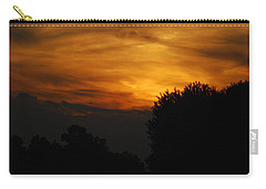 Red Red Sunset Carry-all Pouch