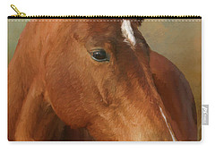 Red River - Painted Carry-all Pouch
