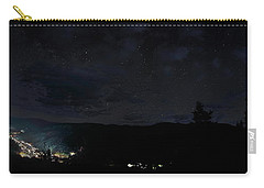 Red River Under Starry Skies Carry-all Pouch
