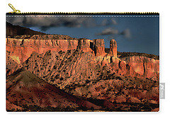 Red Rock Carry-all Pouch by Hugh Smith