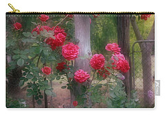 Red Rose Dream Carry-all Pouch