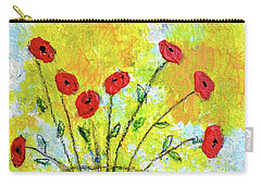 Red Roses For You Carry-all Pouch
