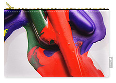 Red Runs Carry-all Pouch