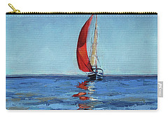 Red Sail Carry-all Pouch