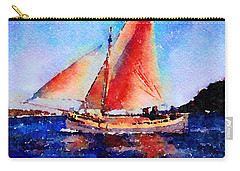 Red Sails Delight Carry-all Pouch
