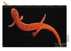Red Salamander Carry-all Pouch