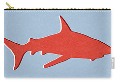 Red Shark Carry-all Pouch