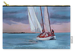 Red Skies Carry-all Pouch