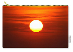 Red Sky Morning Carry-all Pouch