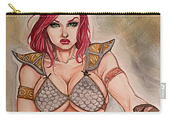 Red Sonja Carry-all Pouch