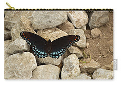 Red-spotted Purple Brush-foot Carry-all Pouch