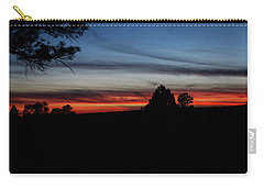 Red Sunset Strip Carry-all Pouch