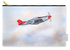 Red Tails Carry-all Pouch