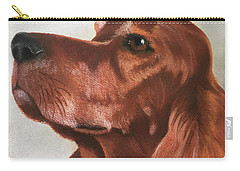 Red The Irish Setter Carry-all Pouch
