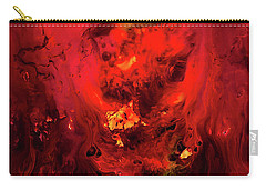 Red Universe Carry-all Pouch